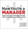 Leslie Madden,   Laura Carscaddon,   Denita Hampton,   Brenna Helmstutler, Now You`re a Manager