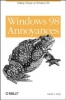 David A. Karp, Windows 98 Annoyances