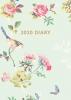 Cath Kidston, Cath Kidston Birds & Roses A6 2020 Diary