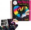 ,<b>Miss melody magic scratch book</b>