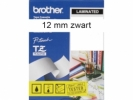 , Lettertape Brother P-Touch Tz231 12mm Wit/Zwart