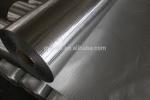 , Alufolie Dubbelzijdig Rol 50x80cm Blauw/Goud