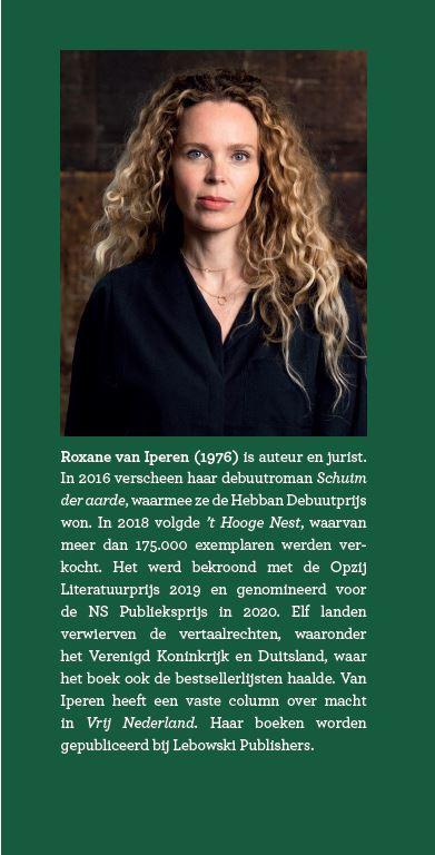 Roxane van Iperen,De genocidefax