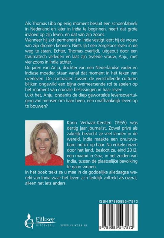 Karin Verhaak-Kersten,Anju