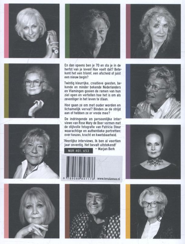 Rose Mary de Boer,70ers van nu