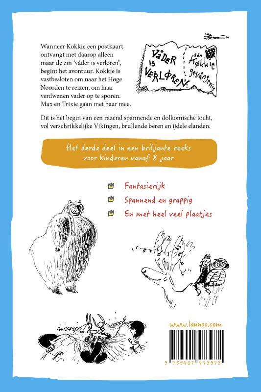 Mathilda Masters,De keukenprins van Mocano III - Reis naar het Høge Nøørden