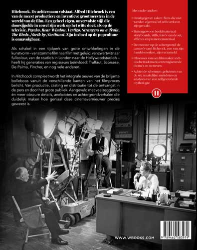 Bernard Benoliel, Gilles Esposito, Murielle Joudet, Jean-Francois Rauger,Hitchcock compleet