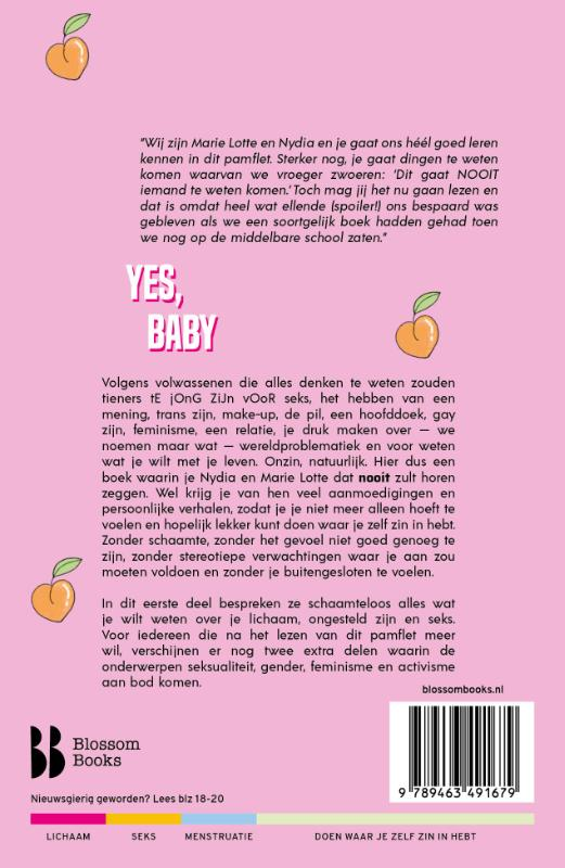 Marie Lotte Hagen, Nydia van Voorthuizen,Yes, baby