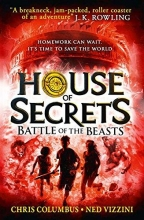 Columbus, Chris House of Secrets 02. Battle of the Beasts