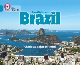 Coleman-Smith, Charlotte Collins Big Cat Spotlight on Brazil
