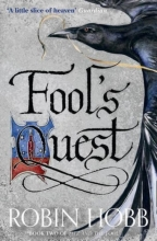 Hobb, Robin Hobb*Fitz and the Fool 2. The Fool`s Quest