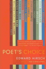 Hirsch, Edward Poet`s Choice