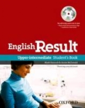 McDonald, Annie,   Hancock, Mark English Result. Upper-Intermediate. Student`s Book with DVD-ROM