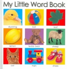Priddy, Roger My Little Word Book