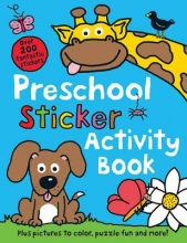 Priddy, Roger Preschool Color and Activity Book