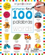 First 100 Words Primeras 100 palabras