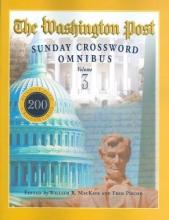 Mackaye, William R. The Washington Post Sunday Crossword Omnibus, Volume 3