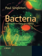Paul Singleton Bacteria in Biology, Biotechnology and Medicine