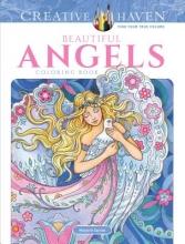Marjorie Sarnat Creative Haven Beautiful Angels Coloring Book