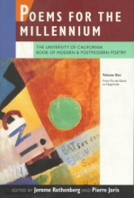 Jerome Rothenberg,   Pierre Joris Poems for the Millennium, Volume One