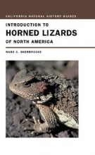 Wade C. Sherbrooke Introduction to Horned Lizards of North America
