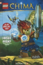 Grotholt, Yannick Lego Legends of Chima