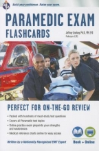Lindsey, Jeffrey Paramedic Flashcard Book + Online