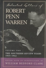 Warren, Robert Penn Selected Letters of Robert Penn Warren, Volume 2