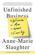Slaughter, Anne-Marie Unfinished Business