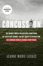 Laskas, Jeanne Marie Concussion