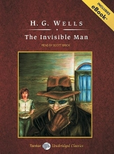 Wells, H. G. The Invisible Man, with eBook