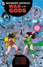 Perez, George Wonder Woman