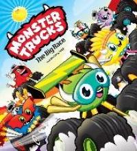 Hinton, Jon Monster Trucks: The Big Race