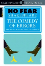 Shakespeare, William Sparknotes the Comedy of Errors