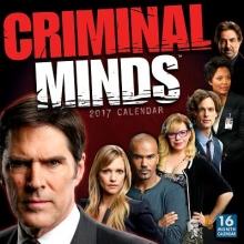 Criminal Minds 2017 Calendar