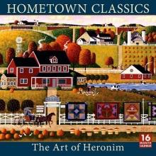 Heronim Cal 2017-Hometown Classics the Art of Heronim