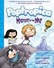 Chabert, Jack Mystery of the Map (Poptropica Book 1)
