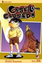 Aoyama, Gosho Case Closed 36