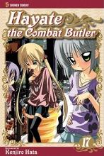 Hata, Kenjiro Hayate the Combat Butler 17
