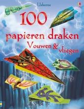 100 papieren draken Vouwen & Vliegen
