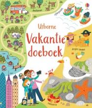 , Vakantie doe-boek