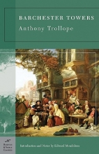 Trollope, Anthony,   Mendelson, Edward Barchester Towers