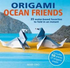 Mari Ono Origami Ocean Friends