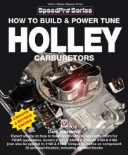 Des Hammill How to Build and Power Tune Holley Carburetors