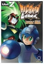 Ariga, Hitoshi Mega Man Gigamix, Volume 2