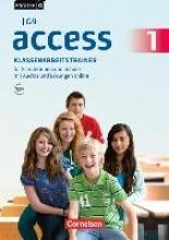 Schweitzer, Bärbel,   Rademacher, Jörg English G Access - G9 - Band 1: 5. Schuljahr - Klassenarbeitstrainer mit Audios und Lösungen online
