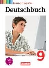Schurf, Bernd,   Wagener, Andrea Deutschbuch 9. Schuljahr Schülerbuch. Gymnasium Niedersachsen