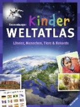 Schwendemann, Andrea Ravensburger Kinder-Weltatlas