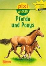 Sörensen, Hanna Pixi Wissen, Band 1: VE 5 Pferde und Ponys