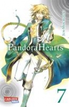 Mochizuki, Jun Pandora Hearts 07